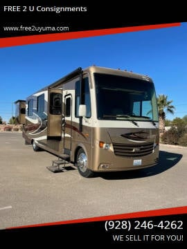 2013 Newmar Canyon Star for sale at FREE 2 U Consignments in Yuma AZ