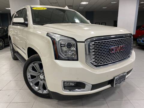 2015 GMC Yukon for sale at Auto Mall of Springfield in Springfield IL