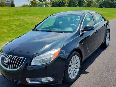 2011 Buick Regal for sale at Happy Days Auto Sales in Piedmont SC