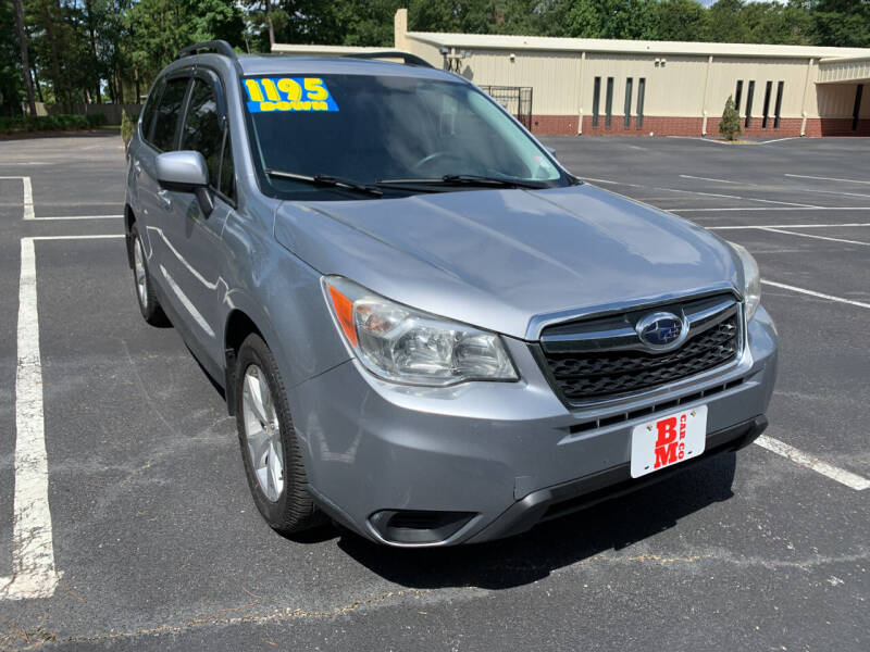 2014 Subaru Forester for sale at B & M Car Co in Conroe TX