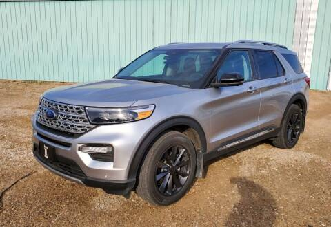 2020 Ford Explorer for sale at Union Auto in Union IA