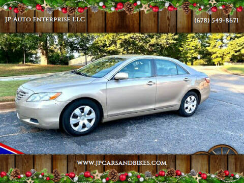 2007 Toyota Camry for sale at JP Auto Enterprise LLC in Duluth GA