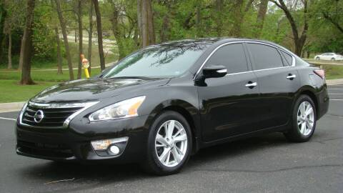 2015 Nissan Altima for sale at Red Rock Auto LLC in Oklahoma City OK