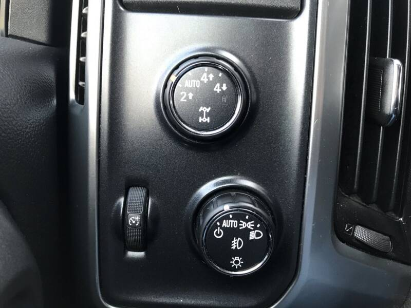 2015 Chevrolet Silverado 1500 4x4 LTZ 4dr Crew Cab 5.8 ft. SB - Amboy IL