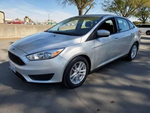 2018 Ford Focus for sale at Matador Motors in Sacramento CA