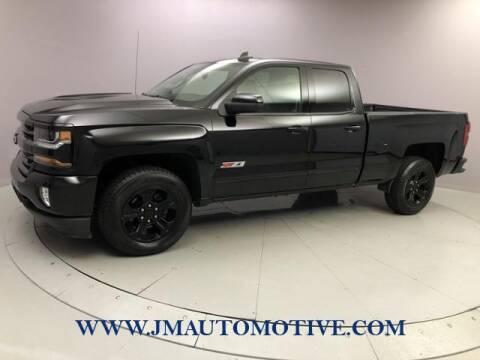2018 Chevrolet Silverado 1500 for sale at J & M Automotive in Naugatuck CT