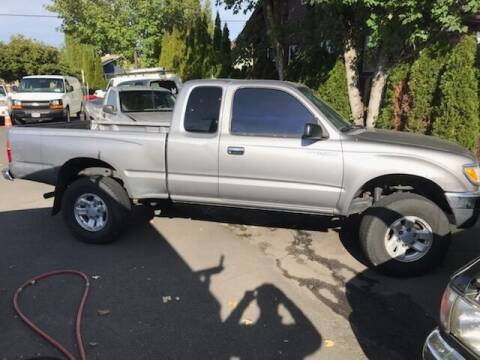 1995 Toyota Tacoma for sale at Chuck Wise Motors in Portland OR