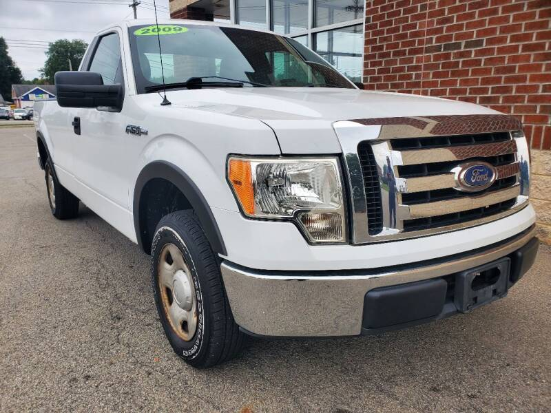 2009 Ford F-150 for sale at Auto Pros in Youngstown OH