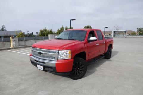 2011 Chevrolet Silverado 1500 for sale at BAY AREA CAR SALES in San Jose CA