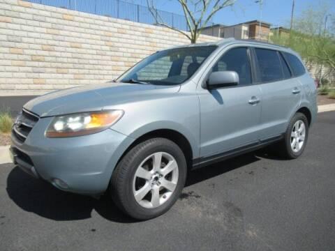 2007 Hyundai Santa Fe for sale at AUTO HOUSE TEMPE in Tempe AZ