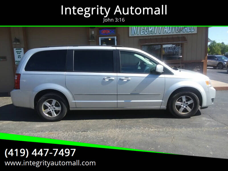 2010 Dodge Grand Caravan for sale at Integrity Automall in Tiffin OH