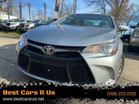 2017 Toyota Camry for sale at Best Cars R Us in Plainfield NJ