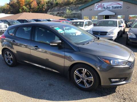 2016 Ford Focus for sale at Gilly's Auto Sales in Rochester MN