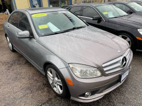 2010 Mercedes-Benz C-Class for sale at Polonia Auto Sales and Service in Hyde Park MA