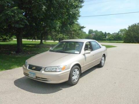 2001 Toyota Camry for sale at HUDSON AUTO MART LLC in Hudson WI