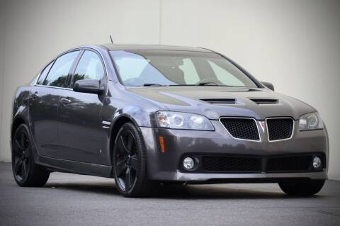 2009 Pontiac G8 for sale at MS Motors in Portland OR