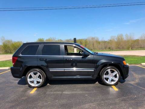 2008 Jeep Grand Cherokee for sale at Fox Valley Motorworks in Lake In The Hills IL