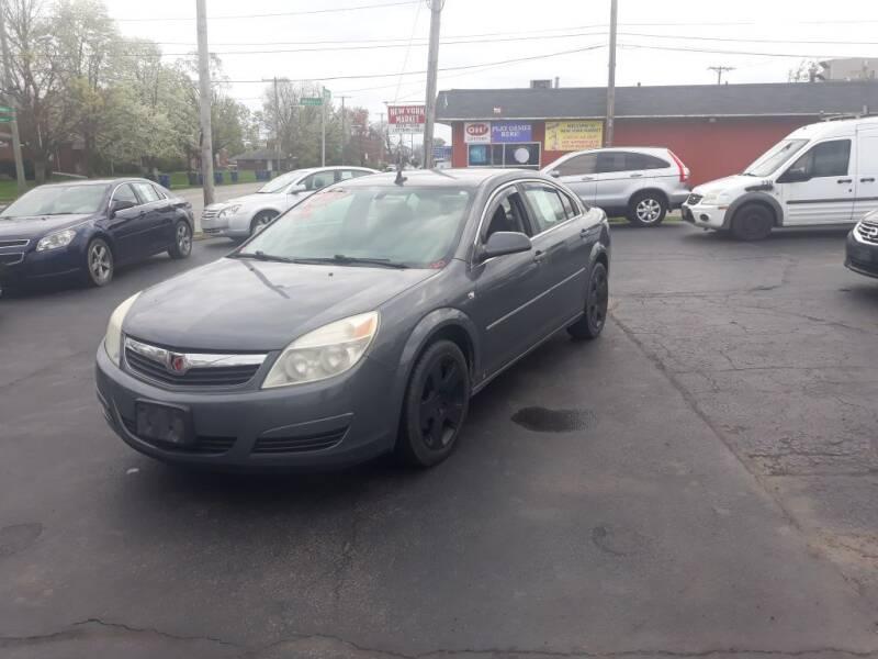 2008 Saturn Aura for sale at Flag Motors in Columbus OH