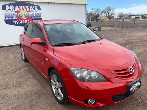 2006 Mazda MAZDA3 for sale at Praylea's Auto Sales in Peyton CO