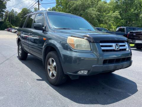 2006 Honda Pilot for sale at Luxury Auto Innovations in Flowery Branch GA