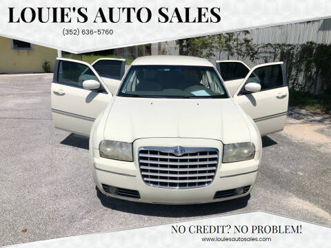 2008 Chrysler 300 for sale at Louie's Auto Sales in Leesburg FL