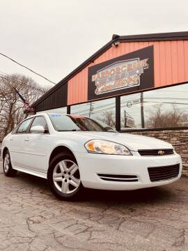 2011 Chevrolet Impala for sale at Harborcreek Auto Gallery in Harborcreek PA