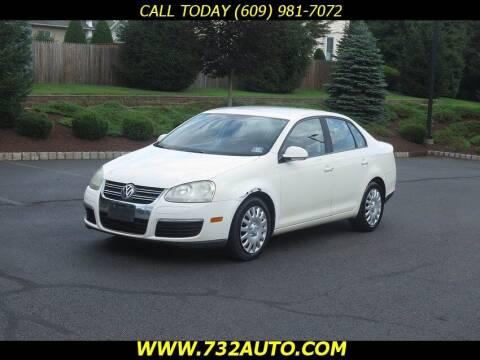 2008 Volkswagen Jetta for sale at Absolute Auto Solutions in Hamilton NJ