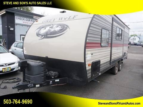 2017 Forest River Grey Hawk for sale at Steve & Sons Auto Sales in Happy Valley OR