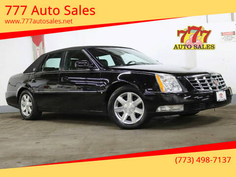 2006 Cadillac DTS for sale at 777 Auto Sales in Bedford Park IL