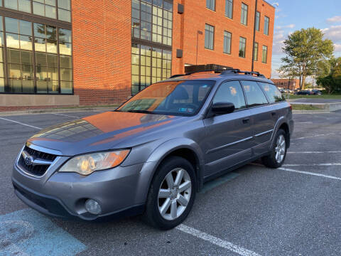 2008 Subaru Outback for sale at Auto Wholesalers Of Rockville in Rockville MD
