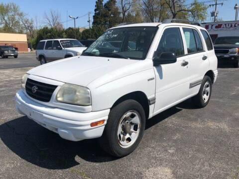 2002 Suzuki Vitara for sale at JC Auto Sales - Suburban Motors in Belleville IL