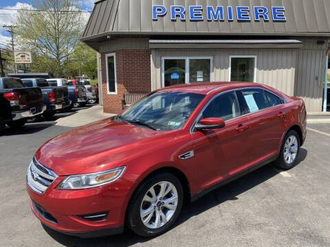 2011 Ford Taurus for sale at Premiere Auto Sales in Washington PA