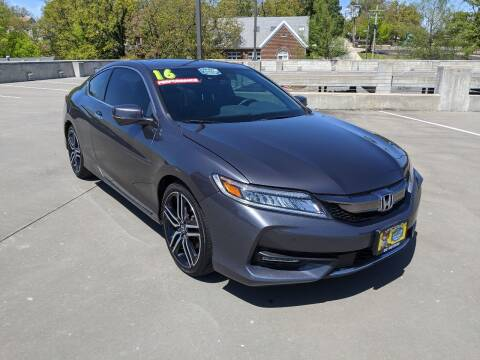 2016 Honda Accord for sale at QC Motors in Fayetteville AR