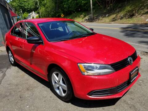 2012 Volkswagen Jetta for sale at The Car House in Butler NJ