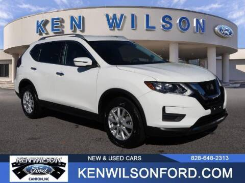 2019 Nissan Rogue for sale at Ken Wilson Ford in Canton NC