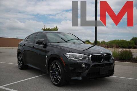 2015 BMW X6 M for sale at INDY LUXURY MOTORSPORTS in Fishers IN