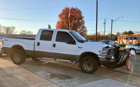 2002 Ford F-350 Super Duty for sale at Stephen Motor Sales LLC in Caldwell OH
