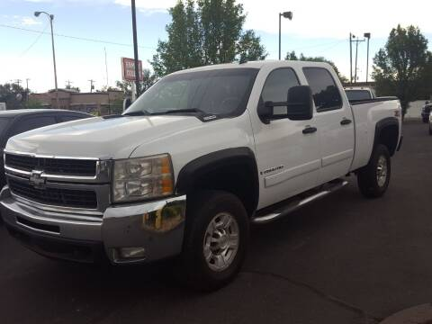 2008 Chevrolet Silverado 2500HD for sale at University Auto Sales Inc in Pocatello ID