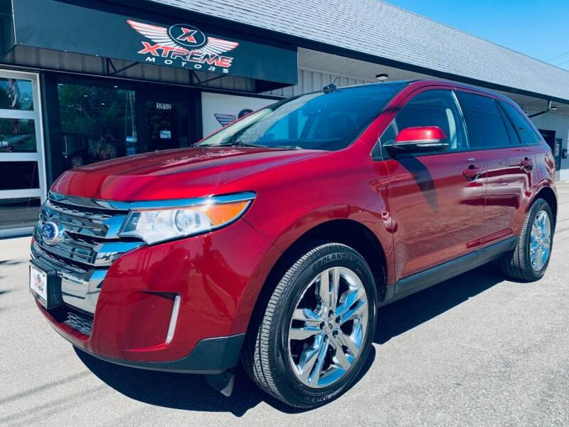 2013 Ford Edge for sale at Xtreme Motors Inc. in Indianapolis IN