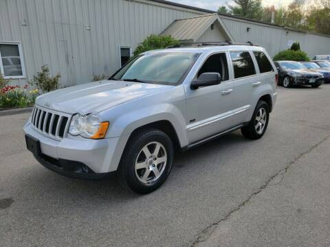 2009 Jeep Grand Cherokee for sale at Pelham Auto Group in Pelham NH