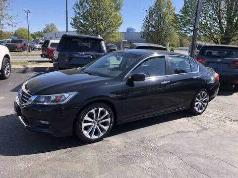 2015 Honda Accord for sale at BATTENKILL MOTORS in Greenwich NY