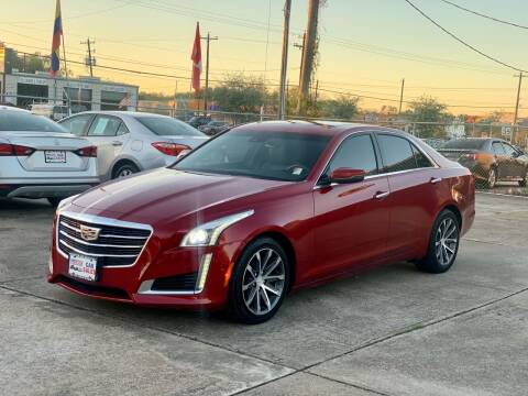 2016 Cadillac CTS for sale at USA Car Sales in Houston TX