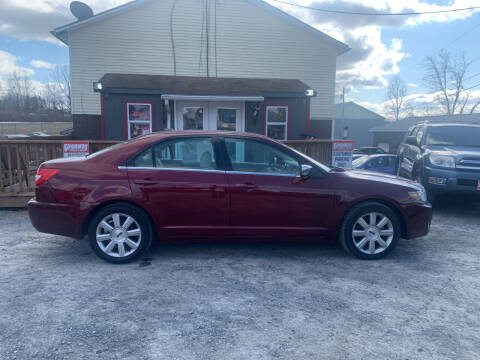 2007 Lincoln MKZ for sale at PENWAY AUTOMOTIVE in Chambersburg PA
