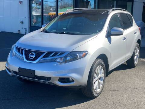 2011 Nissan Murano for sale at MAGIC AUTO SALES in Little Ferry NJ