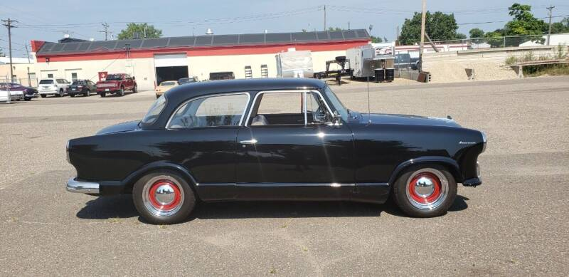 1960 Nash Rambler for sale at Midwest Classic Car in Belle Plaine MN
