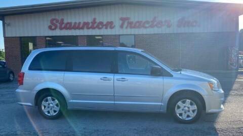 2011 Dodge Grand Caravan for sale at STAUNTON TRACTOR INC in Staunton VA