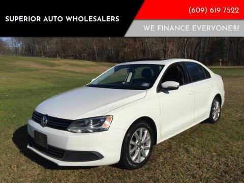 2014 Volkswagen Jetta for sale at Superior Auto Wholesalers in Burlington City NJ