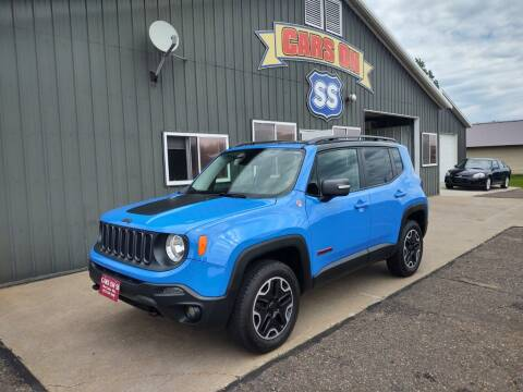 2015 Jeep Renegade for sale at CARS ON SS in Rice Lake WI