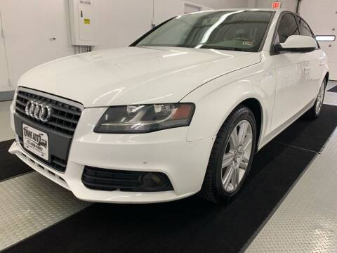 2011 Audi A4 for sale at TOWNE AUTO BROKERS in Virginia Beach VA