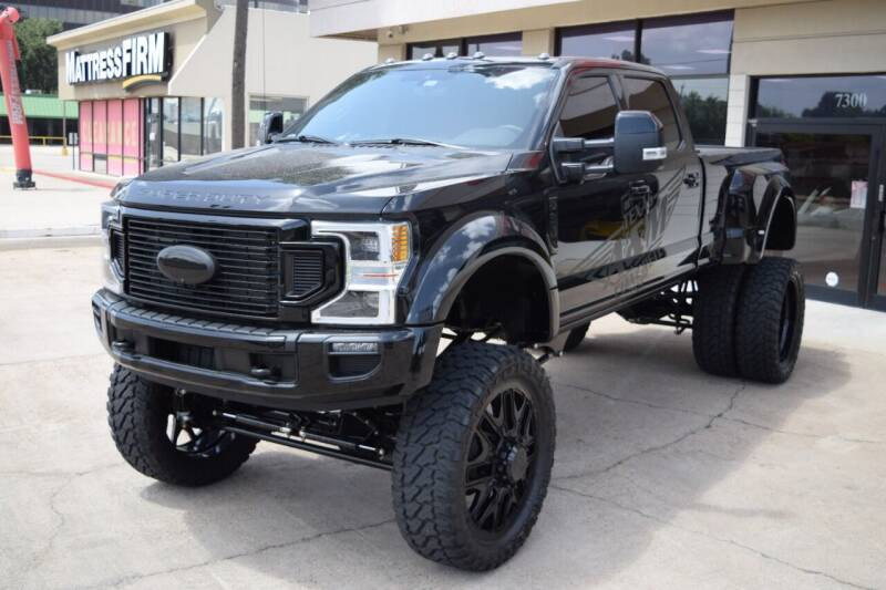 2021 Ford F-450 Super Duty for sale at Icon Exotics in Houston TX